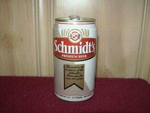 SCHMIDT'S PREMIUM BEER Can-Schmidt Brewing Co. Sta Tab