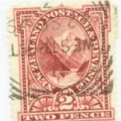 New Zealand Scott #72 Used Stamp