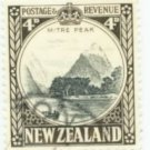 New Zealand Scott #191 Used Stamp