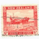 New Zealand Scott #193 Used Stamp