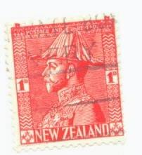 New Zealand Scott #184 Used Stamp