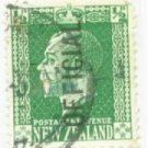 New Zealand Scott #176 Used Stamp