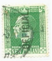 New Zealand Scott #176 Used Stamp