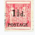 New Zealand Scott #273 Used Stamp