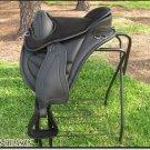 Hilason Treeless Endurance Trail Pleasure Saddle 19