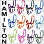 1� HAMILTON PRODUCTS USA NYLON HORSE DURABLE ADJUSTABLE CHIN HALTER W/ SNAP