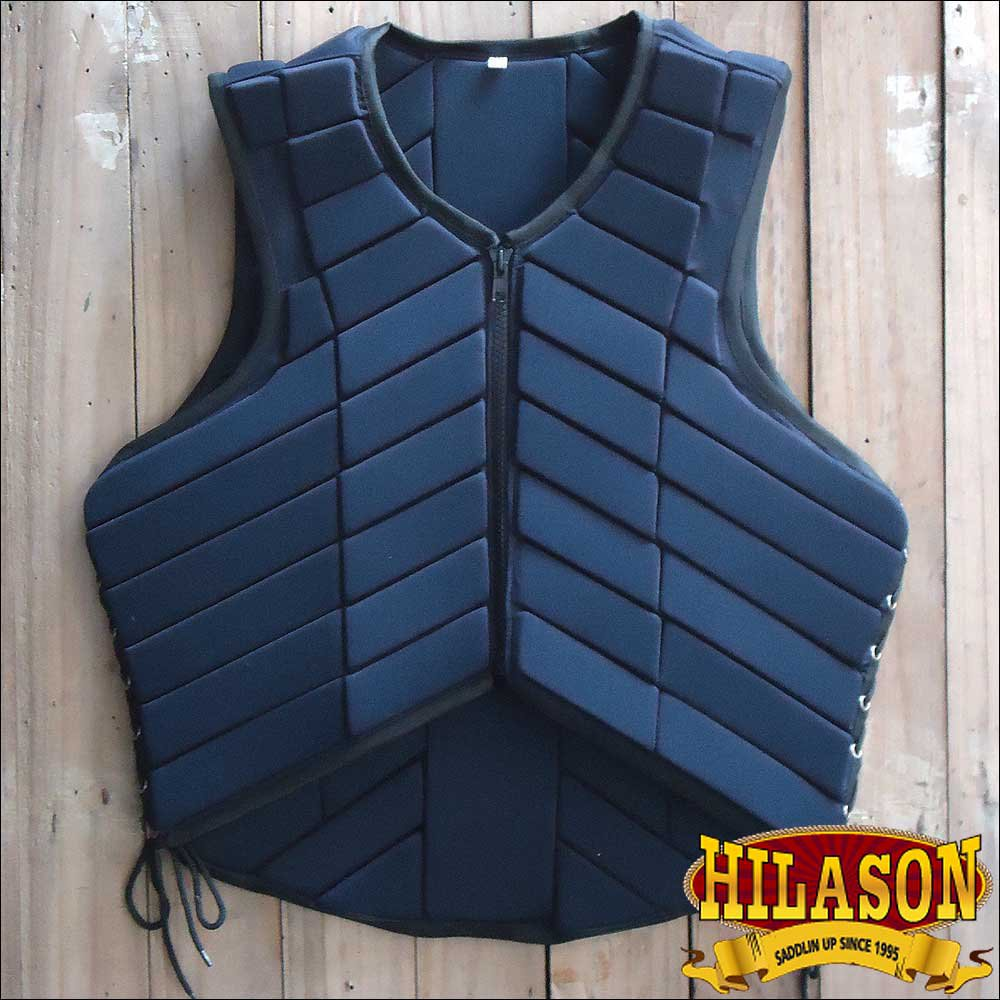 PV123-F HILASON ADULT SAFETY EQUESTRIAN EVENTING PROTECTIVE PROTECTION VEST XL