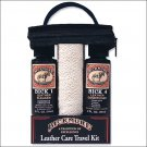 BICKMORE LEATHER CLEANER CONDITIONER CARE TRAVEL KIT 2FL OZ