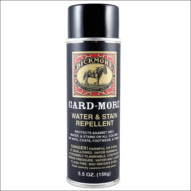 BICKMORE GARD MORE WATER & STAIN REPELLENT 5.5 OZ