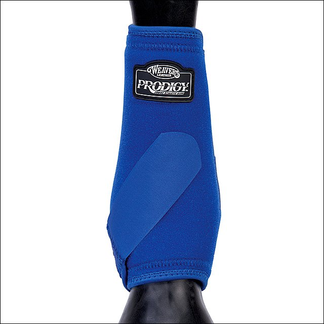 BLUE WEAVER PRODIGY ATHLETIC HORSE LEG BOOTS TWO PACK MEDIUM