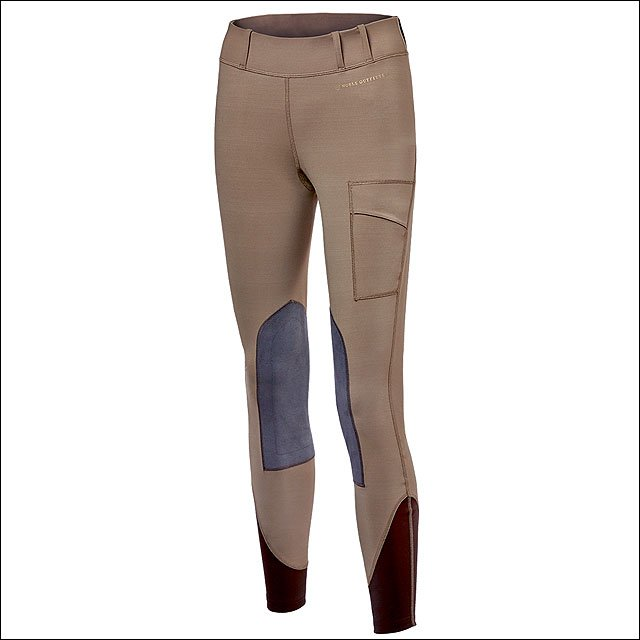 SMALL SIZE NOBLE OUTFITTTERS STRETCH LADIES BALANCE RIDING TIGHT ELMWOOD