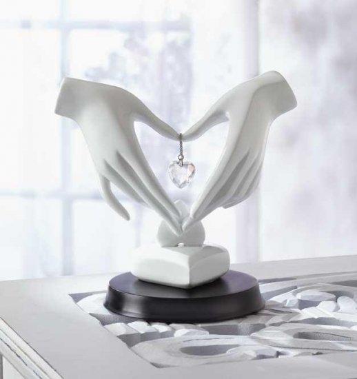 Loving Hands Sculpture