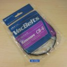 UltraCare Kenmore Intuition CB-6 Vacuum Belt - Lot of 2