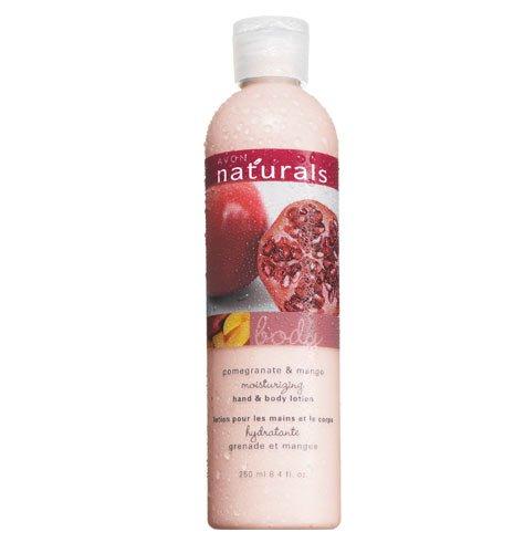 Avon Naturals Pomegranate & Mango Hand and Body Lotion