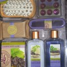 Aromatherapy Bath Set Purple Sealed