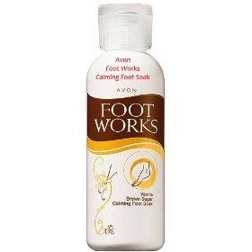 Foot Works Vanilla & Brown Sugar Calming Foot Soak