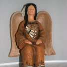 Southwest Mantel, Shelf Figurine Angel