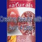 Avon Naturals Pomegranate & Mango Body Spray 8 fl oz