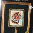 Dimensions Gold Nuggets Dramatic Tiger Cntd X Stitch