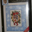 Dimensions Gifts in the Snow Counted Cross Stitch 8 x 10 NIB
