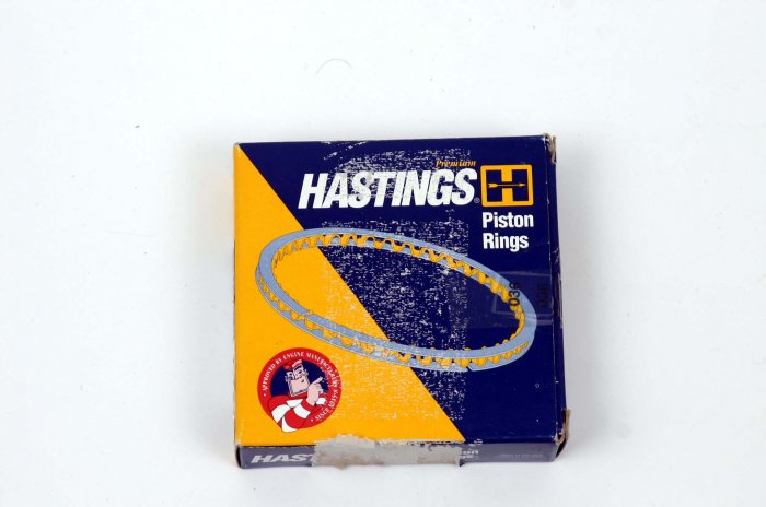 HASTINGS PISTON RING SET HARLEY VINTAGE XL900 .020 OS