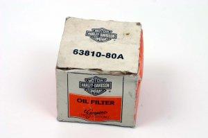 HARLEY OIL FILTER VINTAGE FLH/FXWG/FXSB/FXEF/XL