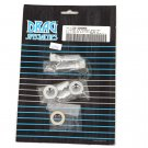 DRAG SPECIALTIES AIR CLEANER BREATHER KIT FOR HARLEY