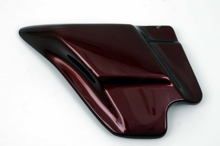 HARLEY ROAD KING/TOURING/ELECTRA LEFT SIDE COVER