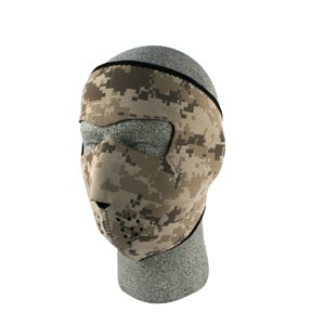 ZAN HEADGEAR NEOPRENE FACE MASK DIGITAL DESERT CAMO