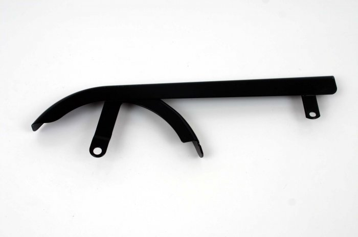 HARLEY SPORTSTER/XL BLACK UPPER BELT GUARD '91 - '99