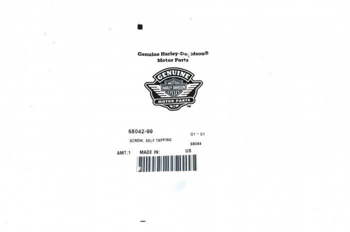 HARLEY SELF-TAPPING SCREWS FL/TOURING
