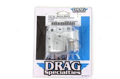 DRAG SPECIALTIES '96 - '06 CHROME BOTTOM RIGHT SWITCH