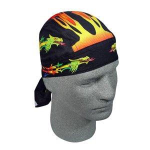 ZAN FLYDANNA/DU/DOO RAG/HEADWRAP/HEAD DRAGON HEAD TRIBA