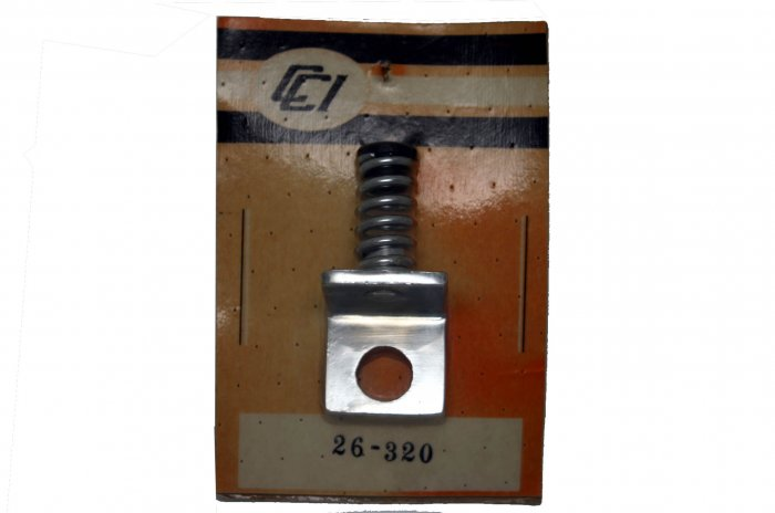 CALIPER SUPPORT SPRING BRACKET FOR HARLEY-DAVIDSON