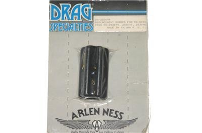 DRAG SPECIALTIES DS-NESS REPLACEMENT RUBBER FOOT PEGS
