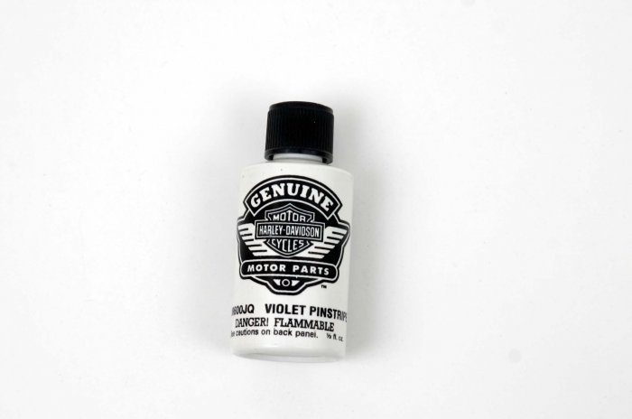 HARLEY VIOLET PINSTRIPE TOUCH-UP PAINT 98600JQ