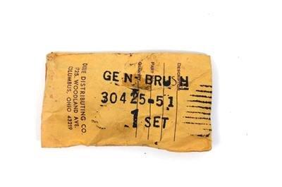 HARLEY GENERATOR BRUSH SET 30425-51 52 THRU 57