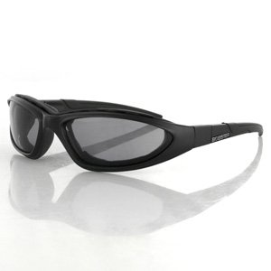 BOBSTER BLACKJACK 2 CONVERTIBLE BLACK FRAME 3 LENS