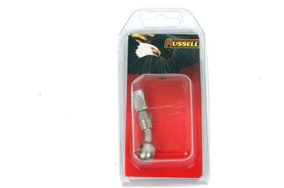 """RUSSELL 35 DEGREE 7/16"""" 10 MM BANJO FITTING HARLEY"""