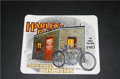 """HARLEY DAVIDSON FIRST FACTORY DECAL 6 5/8"""" H x 8"""" W"""