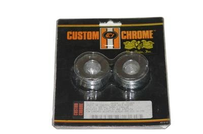 HARLEY CUSTOM CHROME SPEEDLINE CHROMED REAR AXLE SPACER