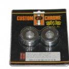 HARLEY CUSTOM CHROME SPEEDLINE CHROMED REAR AXLE SPACER