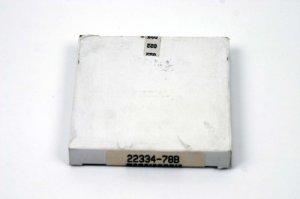 "HARLEY OEM SINGLE PISTON RING SET 80""/1340 SHOVELHEAD"