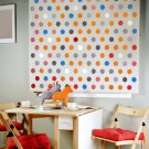 Wall stencil Polka Dot Allover SM, Wall decor for Nurseries, Kids Room