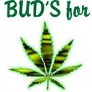 Marijuana t-shirts, this buds for you