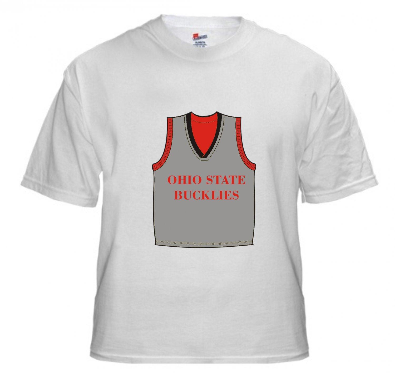 OHIO STATE BUCKEYES (BUCKLIES) t-shirt