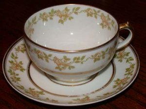Haviland GDA France Cup and Saucer