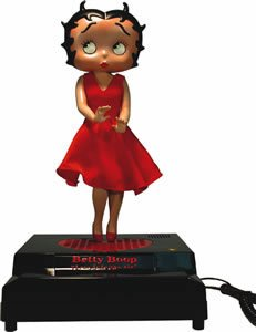 """Novelty """"Betty Boop"""" animated talking collector telephone BETTYBOOP"""