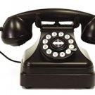 "Crosley classic kettle corded nostalgic telephone 1930's ""Fat style"" ""hoof"""