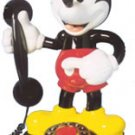 MICKEY MOUSE Character Phone telephone Mickey's arm & head move